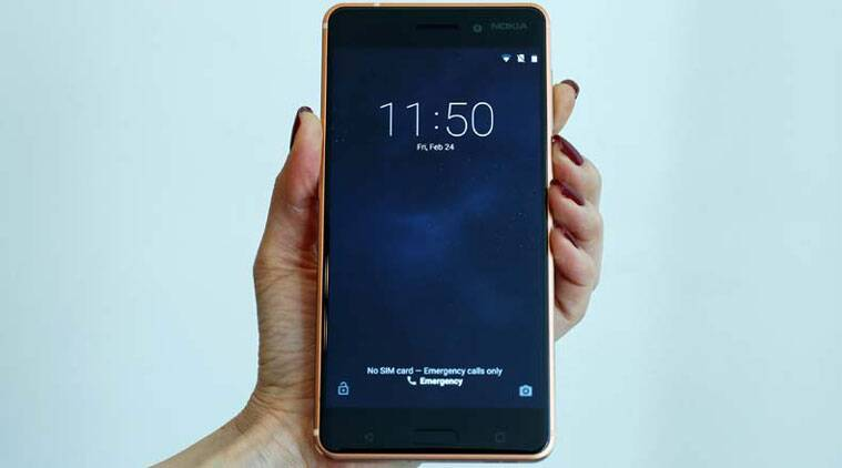 Nokia 6 With 4GB RAM Launched in India at ₹16999