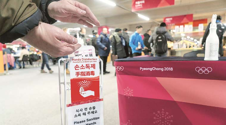 What's the mystery bug stalking the Winter Olympics in Korea?