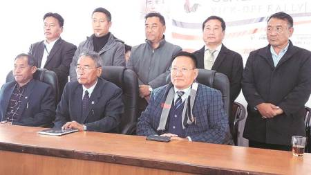 No problems with alliance but BJP should not impose on religion: Nagaland CM Zeliang
