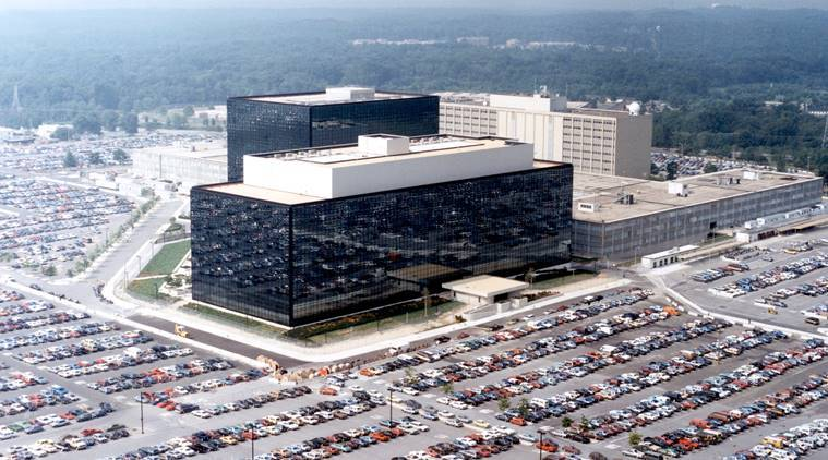 Shooting near US National Security Agency, scene secure-media