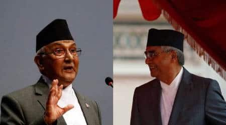 Sher Bahadur Deuba resigns, KP Oli to take over as Nepal PM