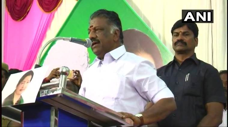 PM Modi Asked me to Join Hands With E Palaniswami, Says OPS
