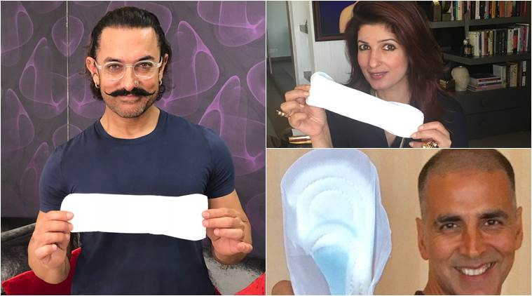 Akshay Kumar aims to bust period taboo with #PadManChallenge campaign