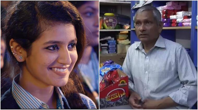 Priya Prakash Varrier's Charm Is Spreading Like Wildfire!