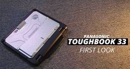 Panasonic Toughbook CF-33 First Look