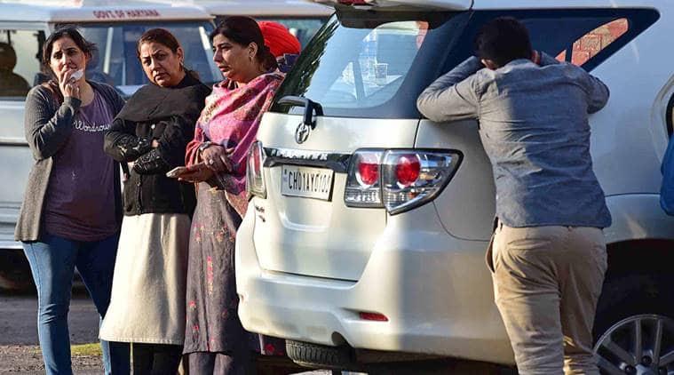 Go-kart wheel accident, Haryana go-kart wheel accident, hair gets entangled in go-kart wheel, women dies in gokart wheel accident, Indian Express