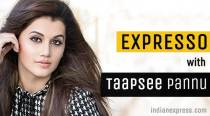 Expresso, Episode 8: The struggle is harder when you don't come from a film family, says Taapsee Pannu