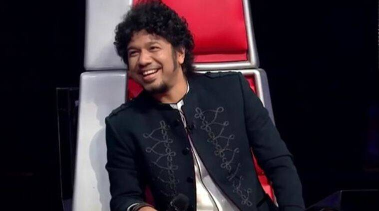 papon controversy, papon kiss, papon singer, indian express, papon kissing case, bollywood singer papon, papon kisses minor girl