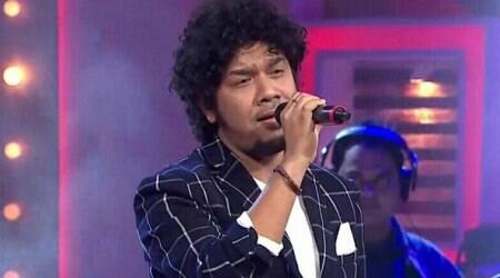 After kiss row, Papon quits as show judge