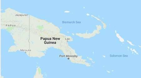 Quake death toll at 55 as aftershock hits Papua New Guinea