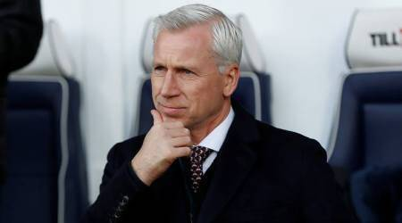 Alan Pardew leaves rock-bottom West Bromwich Albion
