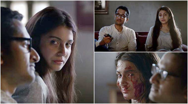pari screamer anushka sharma watch