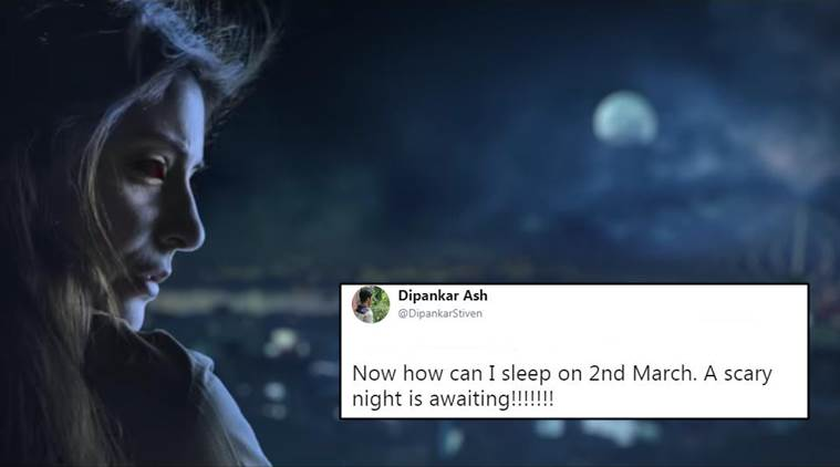 pari, anushka sharma, pari trailer, pari teaser, pari screamer, watch pari video, watch pari teaser, twitter reactions, anushka sharma video, indian express, indian express news