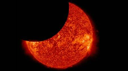 Solar eclipse today: How to watch, timings, and locations where it will be visible