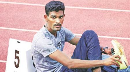 Athlete Jithin Paul banned for possession of drug