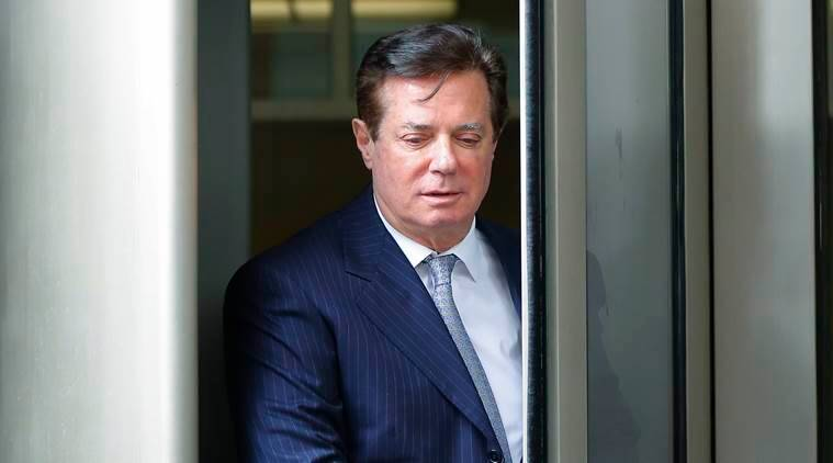Paul Manafort, Donald Trump, Trump former campaign manager, Trump campaign, Manafort release, World News, Indian Express