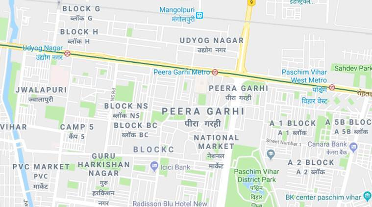 Delhi: Fire Breaks Out at Shoe Factory Near Peeragarhi, One Injured
