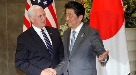 Pence says US stands by allies, goal is to denuclearise NorthKorea