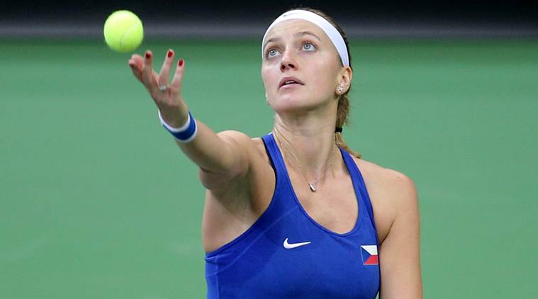 Fed Cup, Fed Cup news, Fed Cup updates, Petra Kvitova, Belinda Bencic, Czech Republic vs Switzerland, sports news, tennis, Indian Express
