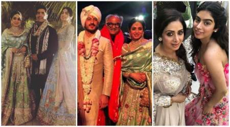 These photos and videos of Sridevi at Mohit Marwah's wedding are heartbreaking