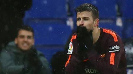 Barcelona try to leave Gerard Pique controversy behind with Copa del Reysemifinal