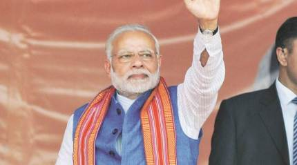 PM Modi: Naga issue may be solved in a few months