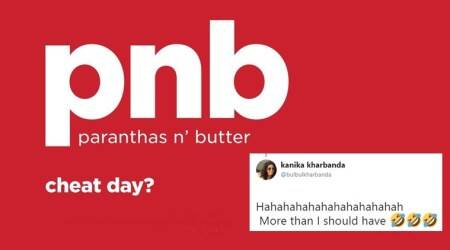 Cheating's good with PnB! Zomato shows you how
