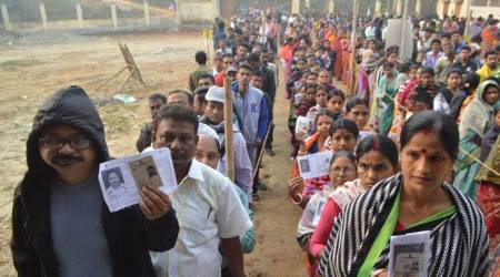 Tripura polls 2018 LIVE: 78.56% turnout till 9 pm, voting still underway