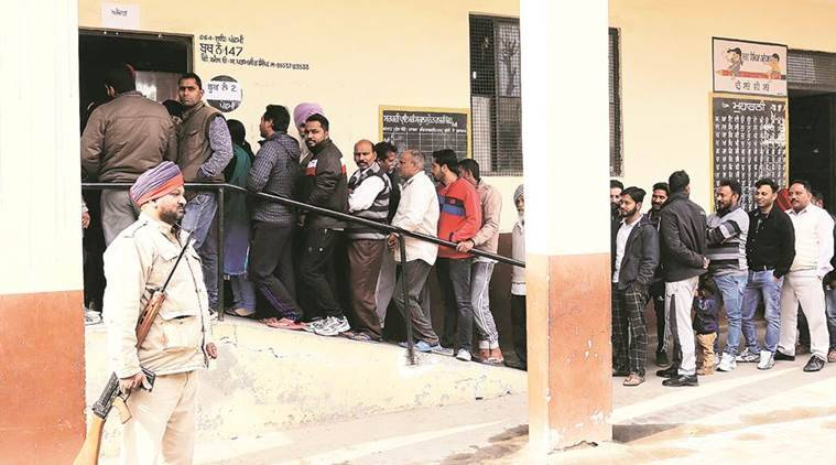 Ludhiana, Ludhiana municipal elections, Ludhiana polls, Ludhiana ward elections, Ludhiana News, Indian Express