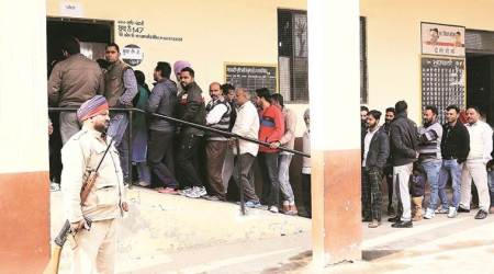 59% turnout in Ludhiana MC polls held amid clashes