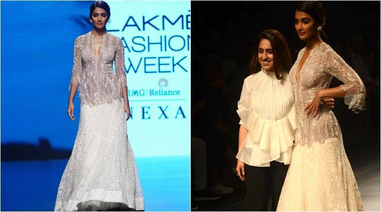 lakme fashion week, pooja hedge, Ridhi Mehra Sekhri