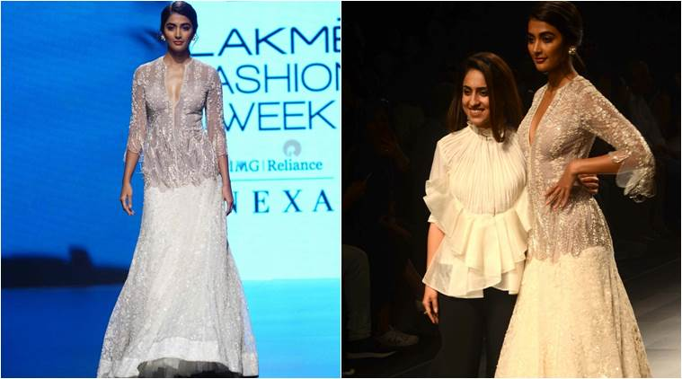 Melange of cultural accents showcased at Ridhi Mehra Sekhri's show at LFW