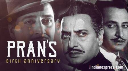 Pran's 98th birth anniversary