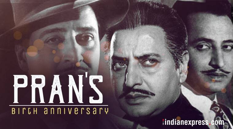 Pran's 98th birth anniversary