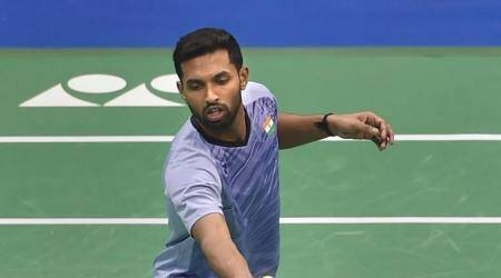 HS Prannoy's spirit willing but flesh weak at India Open