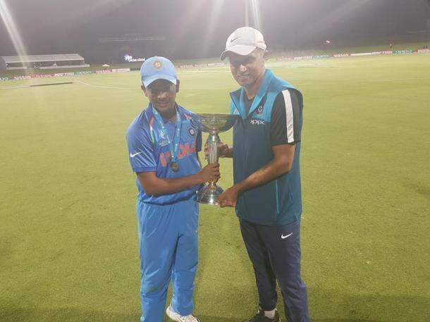 India vs Australia U-19 World Cup Final, Prithvi Shaw, Shubman Gill, Manjot Kalra, India national under-19 cricket team, International Cricket Council, 2018 Under-19 Cricket World Cup, India national cricket team