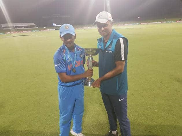 India vs Australia U-19 World Cup Final, Prithvi Shaw, Shubman Gill, Manjot Kalra, India national under-19 cricket team, International Cricket Council, 2018 Under-19 Cricket World Cup, India national cricket team
