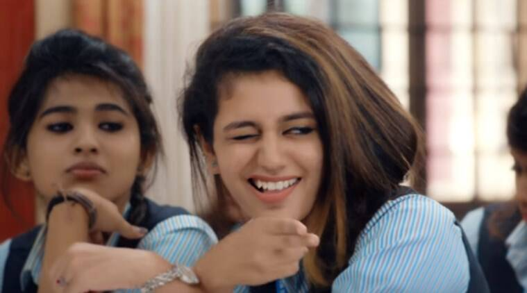 How the Vadodara police are using Priya Varrier's fame to send out a message