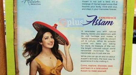 Priyanka Chopra's 'frock' in the Assam Tourism ad leaves Twitterati divided in their opinion