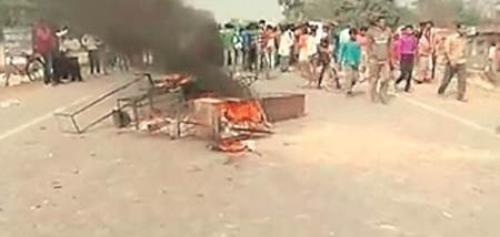 Bihar: Waiting to cross highway, 9 students killed inaccident