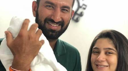 'Excited and super happy' Cheteshwar Pujara welcomes babygirl