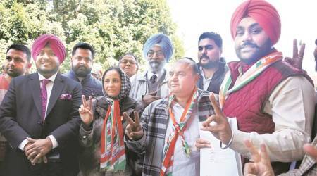Ludhiana civic polls: Protest brews in Congress over tickets to leaders' kin