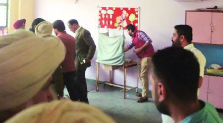 Ludhiana civic polls: Re-polling to take place in two booths today