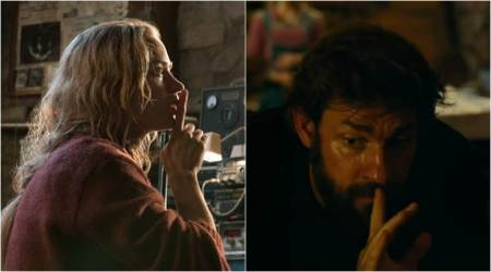 A Quiet Place teaser: Emily Blunt and John Krasinski fight silence-loving beasts, watch video