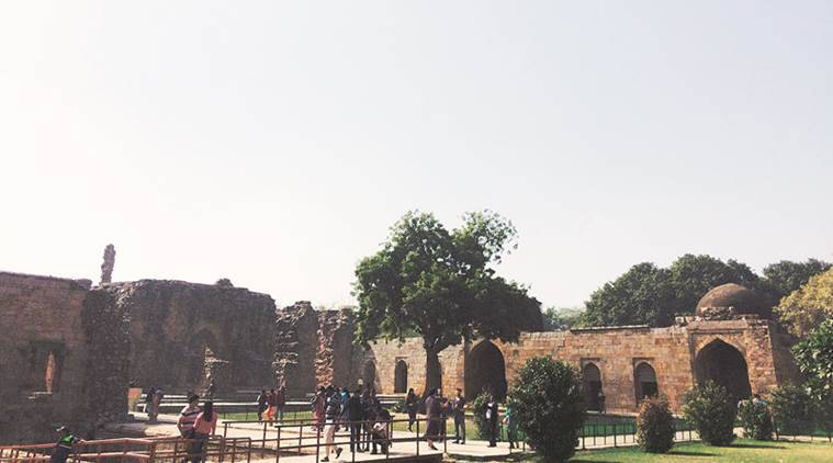 Herein lies a king: A day in the life of Alauddin Khilji's tomb