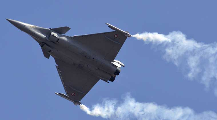 Defence ministry on rafale deal