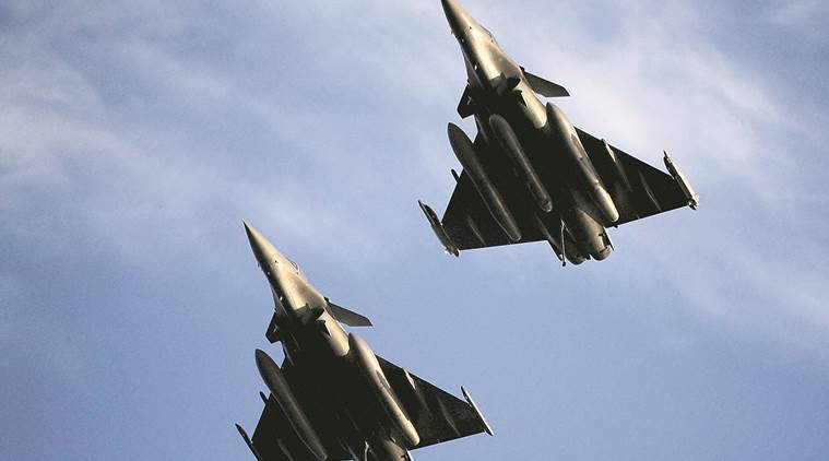 What is the Rafale jets controversy in Parliament