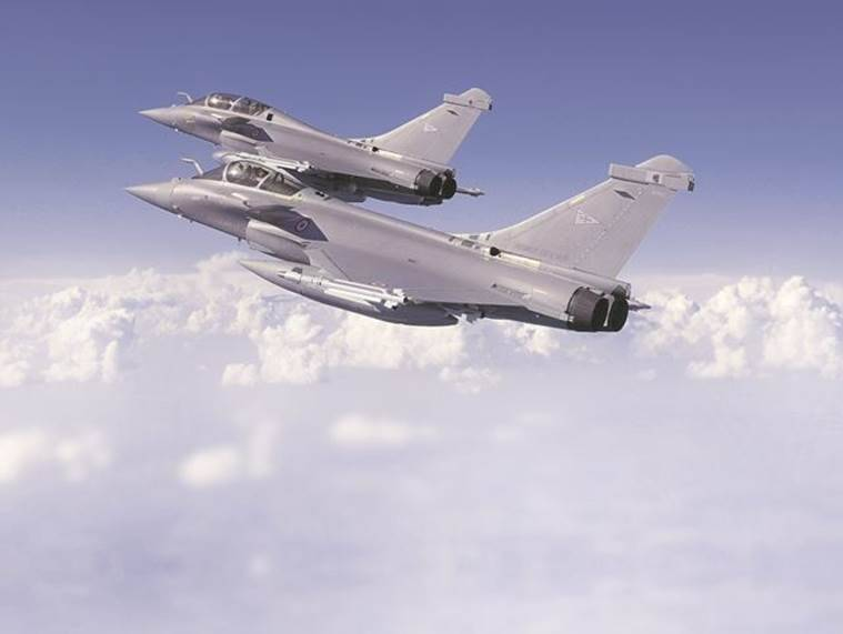 Rafale jets controversy