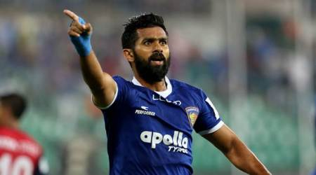 ISL 2017/18: Substitute Mohammed Rafi's late strike helps Chennaiyin FC snatch draw against Jamshedpur FC
