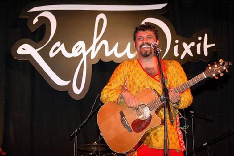 Singer Raghu Dixit photo